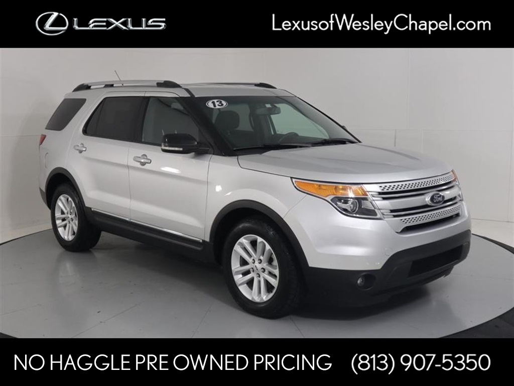 2013 Ford Explorer Xlt >> Used 2013 Ford Explorer Xlt