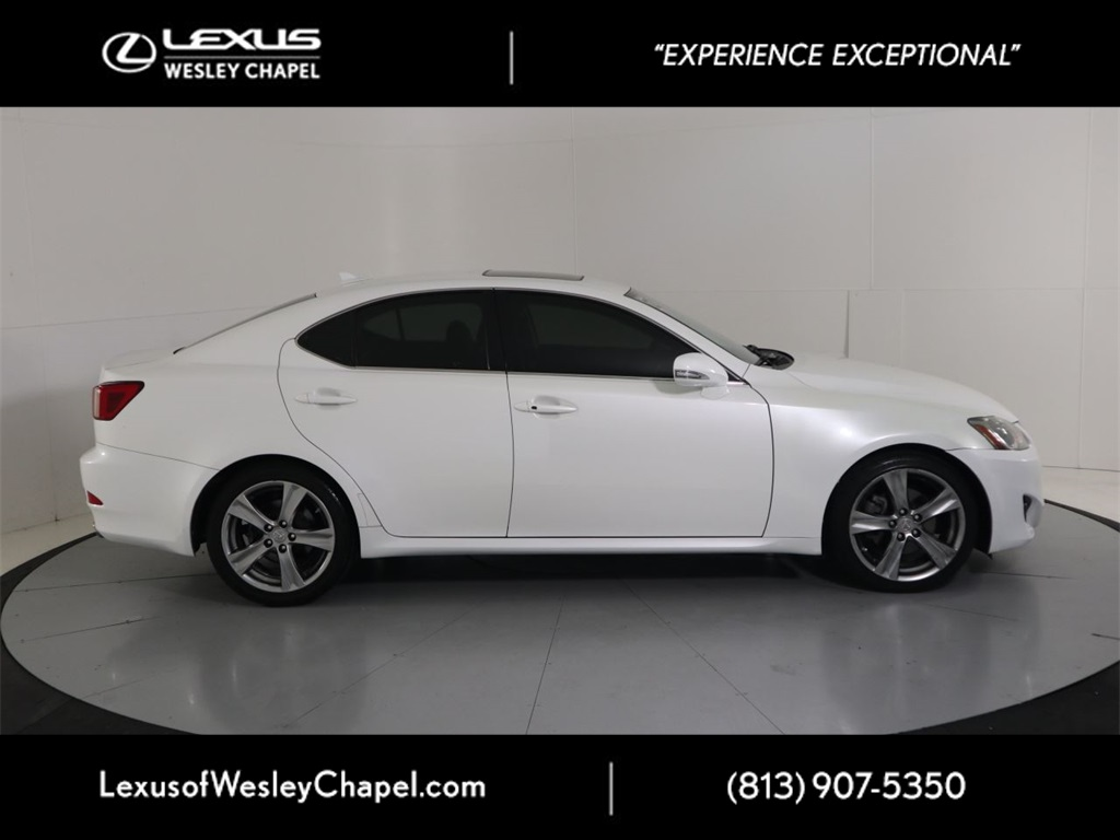 Pre-Owned 2012 Lexus IS 250