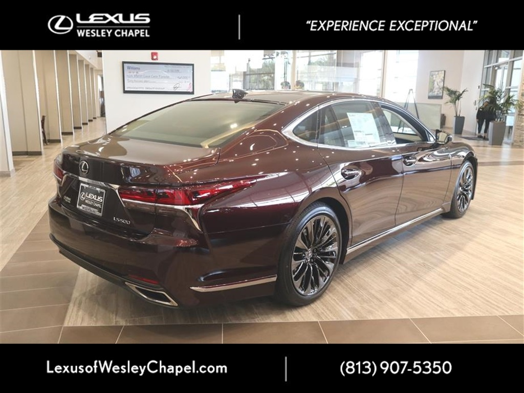New 2020 Lexus LS 500 SPECIAL EDITION 500 Base