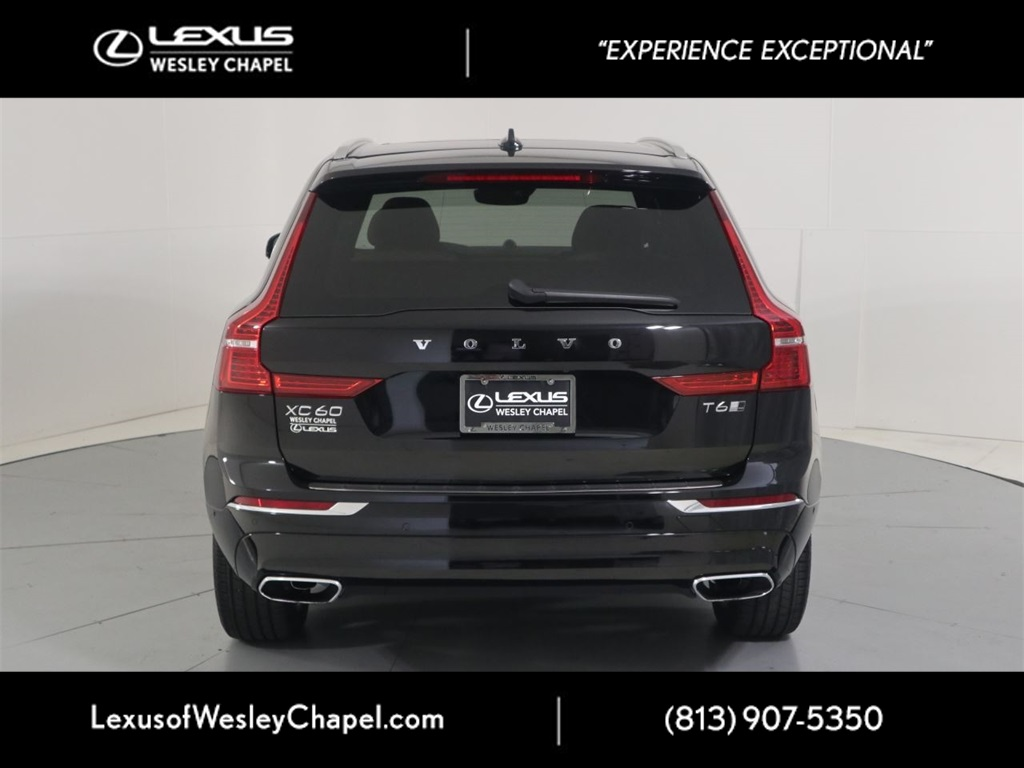 Pre-Owned 2018 Volvo XC60 T6 Inscription