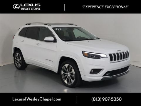 Pre-Owned 2019 Jeep Cherokee Overland