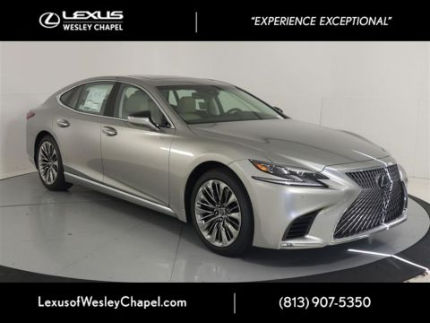 New 2020 Lexus LS 500 500 Base